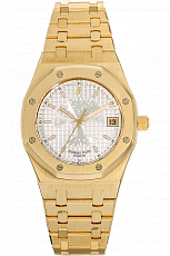 Часы Royal Oak Foundation Time for The Trees Yellow Gold Automatic