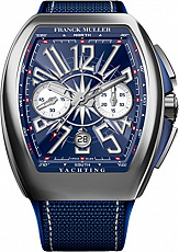 Watches Franck Muller Vanguard Yachting 45 CC DT YACHT AC BL