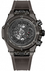 Часы Hublot Big Bang Unico All Black Sapphire